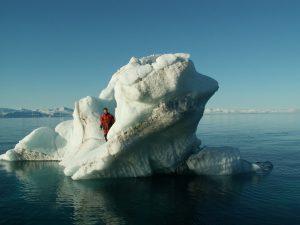 Arktische Inseln mit beschränkter Haltbarkeit